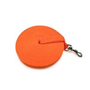 Maximum Pet Products Laisse de Dressage pour Chien Orange 24,4 m - Publicité