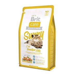 Brit Care Cat Sunny I've Beautiful Hair Croquette pour Chat Adulte 7 kg - Publicité