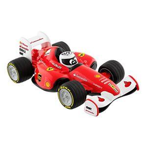 Chicco - Mini Voiture Ferrari F1 radiocommandé, 9528000000, Multicouleur - Publicité