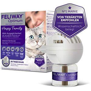 Feliway Optimum Kit de démarrage 48 ml - Publicité