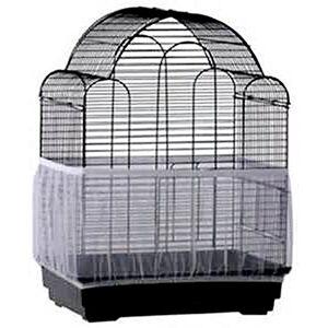 Pengyu Housse de protection en maille pour cage  oiseaux, housse en nylon ventilé et étanche pour cage  oiseaux, produit pour animal domestique - Publicité