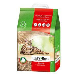 Cat's Best Cats Best Original litire pour chats agglutinante 20L / 8.6kg - Publicité