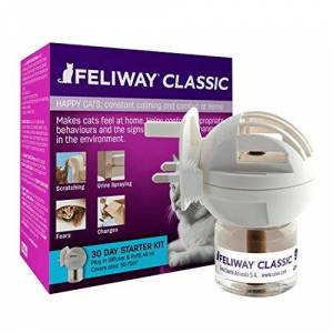 Feliway Classic  Anti-stress pour Chat  Diffuseur + Recharge 48 ml - Publicité
