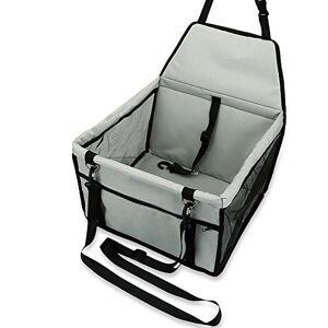 PETEMOO Transporteur de sige d'appoint pour Voiture pour Animal de Compagnie Pliable pour Chien Chat Chiot Voyage Cage Seat Cover Carrier avec Laisse de sécurité - Publicité