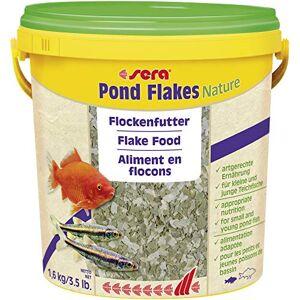SERA Pond Flakes - Publicité