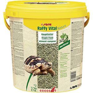 SERA Raffy Vital 10I Nourriture pour reptiles 1 x 1.7 kg - Publicité