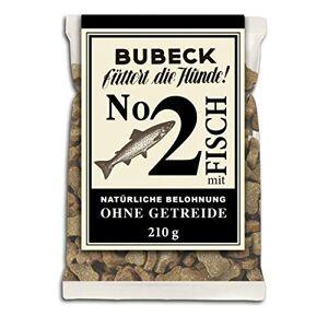 Tranhuy Friandises pour chien Bubeck numéro 2 Au poisson 210 g Sans céréales - Publicité