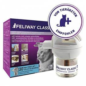 Feliway Kit de démarrage Vaporisateur avec Flacon 48ML - Publicité