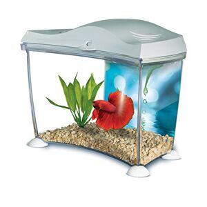 Marina Aquarium pour Aquariophilie Betta Kit Blanc 6,7 L - Publicité