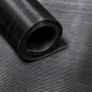 IVOL Tapis caoutchouc strié L (Largeur 120cm) - Publicité