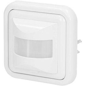 Orno Détecteur de Mouvement Mural  Infrarouge Interrupteur d'éclairage LED, Blanc, 500 W - Publicité