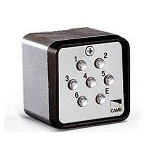 Came clavier  code  s9000 saillie sans fil - Publicité