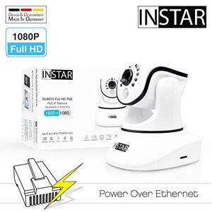 INSTAR IN-8015 Full HD blanc / caméra IP / ONVIF / caméra de sécurité / LAN et PoE / PIR / WDR / détection de mouvement / IP-cam/ grand angle / microphone / haut-parleur - Publicité