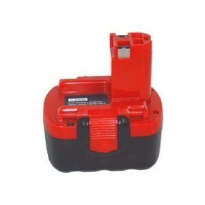 PowerSmart 2000mAh 14.40V Batterie pour Bosch 13614, 15614, 1661, 22614, 23614, 32614, 33614, 3454, 34614, 35614, 3660K, 3660CK, 4 VE, 52314, 53514, 2 607 335 276, 2607335276 - Publicité