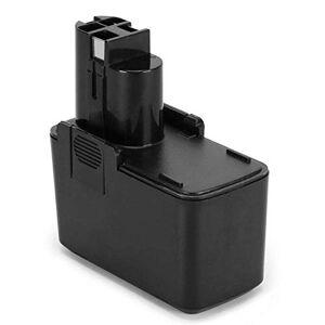 ADVNOVO 12V 3.5Ah Ni-MH Batterie pour Bosch 3300K PSB 12VSP-2 PSR 120 PSR 12VES-2 GBM 12V GLI 12V GSB 12 VSE-2 GDR 12V GSR 12V 2607335055 2607335071 2607335107 2607335145 BAT011 - Publicité