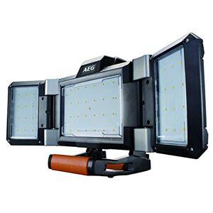 AEG Panneau LED hybride 18 V  intensité variable 2500 lumens avec batterie ou cble BPL18-0 - Publicité