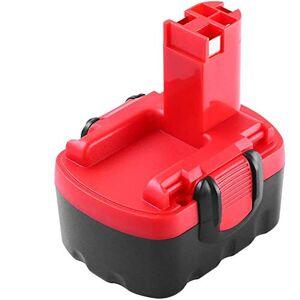 TOPBATT 14.4V 3.0Ah pour Bosch batterie de remplacement Ni-MH BAT038 BAT040 BAT041 BAT140 BAT159 2607335533 2607335275 2607335685 PSR 14.4 13614 13614-2G 15614 - Publicité