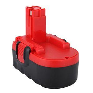 Shentec 18V 3500mAh Ni-MH Batterie pour Bosch 2607335278 2607335277 2607335535 2607335536 2607335680 PSR 18 VE-2 PSB 18 VE-2 GSB 18 VE-2 BAT180 BAT025 BAT026 BAT16013618 1644K 3860CK - Publicité