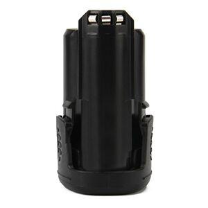 Exmate 12V 3.0Ah Li-ion Batterie de remplacement pour Dremel 8200 8220 8300 Remplacer Dremel B812-02 - Publicité