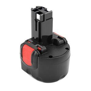 Creabest 9.6V 3.0Ah Batterie pour Bosch BAT048 BAT100 BAT119 2607335272 2607335461 GSR9.6 GSR 9.6VE-2 PSR 9.6VE-2 PSR960 23609 32609-RT - Publicité