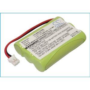 Cameronsino Replacement battery for Resistacap Inc N250AAAF3WL - Publicité