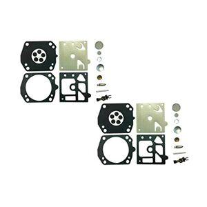 CTS Kit de réparation de carburateur Remplace Walbro K12-HDA pour Husqvarna 3120 3120XP Echo CS-5000 CS-510EVL CS-5500 CS-6700 CS-8000 (Lot de 2) - Publicité