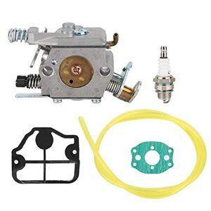 Mumusuki Kit carburateur pour trononneuse Husqvarna 36 41 136 137 141 142 pour Zama C1Q-W29E - Publicité