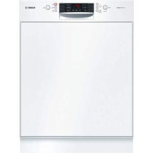 Bosch Lave-vaisselle encastrable Bosch SMD46JW03E série 4 A++ 60 cm Blanc 262 kWh/an 13 couverts SuperSilence Séchage supplémentaire Panier à couverts Vario - Publicité