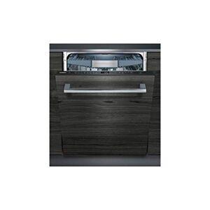 Siemens iQ500 SN658X03TE lave-vaisselle Entirement intégré 14 places A+++ Lave-vaisselles (Entirement intégré, Taille maximum (60 cm), Noir, Boutons, 1,75 m, 1,65 m) - Publicité