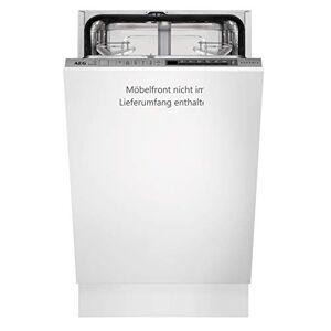 AEG Lave-vaisselle entirement intégré gris - Publicité