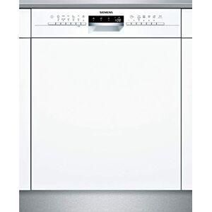 Siemens SN536W03NE iQ300 Lave-vaisselle partiellement intégré/A++ / 266 kWh/an / 2660 L/an/VarioSpeed Plus/verre 40 programmes/tiroir varioFlex - Publicité
