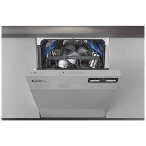 Candy Lave-vaisselle CDSN 2D520PX encastrable avec faade  visire, classe A++, capacité 15 couverts. Publicité