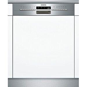 Siemens SN536S01GE lave-vaisselle Semi intégré 12 places A++ Lave-vaisselles (Semi intégré, Taille maximum (60 cm), Acier inoxydable, Boutons, 1,75 m, 1,65 m) - Publicité