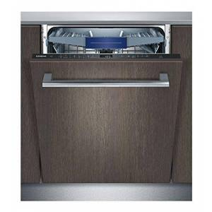 Siemens SN658X01ME Lave-vaisselle entirement intégré/A+ / 299 kWh/an / 2660 L/an/Assistant Dosier, systme de filtration 3 fois - Publicité