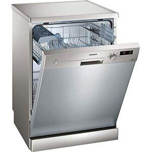 Siemens iQ100 SN215I02AE lave-vaisselle Autonome 12 places A+ Lave-vaisselles (Autonome, Acier inoxydable, Taille maximum (60 cm), Acier inoxydable, Acier inoxydable, Boutons, Rotatif) - Publicité