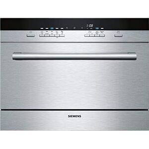 Siemens SK75M522EU iQ500 Lave-vaisselle modulaire encastrable/A+ / 174 kWh/an / 2240 l/an/Programme hygiénique Plus/varioSpeed Plus/iQ-Drive moteur en acier inoxydable - Publicité