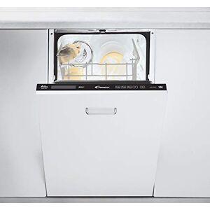 Candy Lave vaisselle encastrable  CDI2T1047 Lave vaisselle tout integrable 45 cm Classe A++ / 47 decibels 10 couverts - Publicité