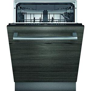 Siemens Lave-vaisselle entirement intégré SX73HX60CE iQ300 / A++ / 266 kWh/an / 2660 l/an/Wi-Fi via Home Connect/varioSpeed Plus/tiroir vario. Publicité