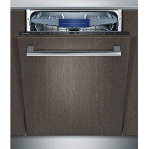 Siemens Lave vaisselle encastrable  SX658D02ME Lave vaisselle tout integrable 60 cm Classe A++ / 42 decibels 14 couverts Tiroir a couvert - Publicité