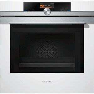 Siemens hm676g0W1iQ700Four électrique/67l/micro-ondes intégrée/Blanc - Publicité