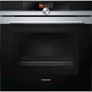 Siemens hm676g0s1Four électrique/67l/micro-ondes intégrée/Acier inoxydable - Publicité