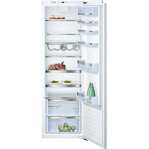 Bosch Réfrigérateur encastrable  KIR81AF30 Réfrigérateur encastrable 1 porte 319 litres Froid brassé Dégivrage automatique Classe A++ / Intégrable - Publicité