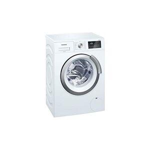 Siemens Lave linge Hublot  WS12L260FF Lave linge Frontal Pose libre capacité : 6.5 Kg Vitesse d'essorage maxi 1200 tr/min Moteur à induction Classe A+++ - Publicité
