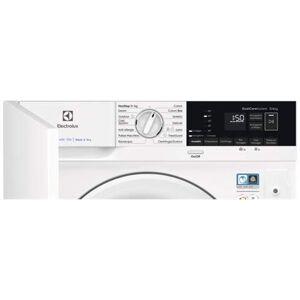 Electrolux EW7W474BI Charge avant Intégré Blanc A Machines  laver avec sche linge (Charge avant, Intégré, Blanc, Gauche, Rotatif, Tactil, 4 kg) - Publicité