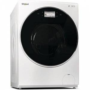 Whirlpool FRR12451 machine  laver Autonome Charge par-dessus Blanc 12 kg 1400 tr/min A+++ Machines  laver (Autonome, Charge par-dessus, Blanc, Tactil, Noir, 1,5 m) - Publicité
