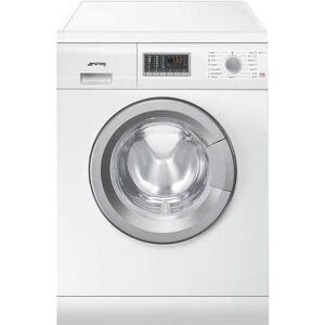 SMEG SLB147-2 machine  laver Autonome Charge par-dessus Blanc 7 kg 1400 tr/min A++ Machines  laver (Autonome, Charge par-dessus, Blanc, Boutons, Rotatif, Gauche, LED) - Publicité
