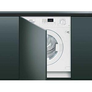 SMEG LSTA147 Intégré Charge avant A Blanc machine  laver avec sche linge Machines  laver avec sche linge (Charge avant, Intégré, Blanc, Gauche, boutons, Rotatif, LED) - Publicité