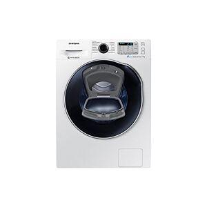 Samsung WD8XK5A03OW/EG machine  laver avec sche linge Charge avant Autonome Blanc A Machines  laver avec sche linge (Charge avant, Autonome, Blanc, Gauche, boutons, Rotatif, LED) - Publicité