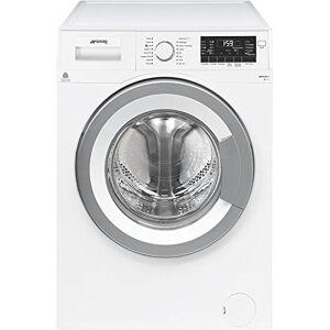 SMEG WHT912EIT-1 Autonome Charge avant 9kg 1200tr/min A+++ Gris, Blanc machine  laver Machines  laver (Autonome, Charge avant, Gris, Blanc, boutons, Rotatif, Gauche, LED) - Publicité