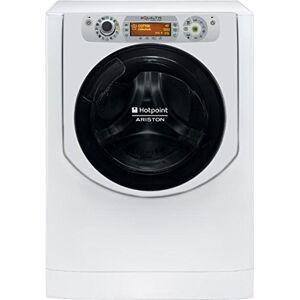 Hotpoint AQD1171D Charge avant Autonome Argent, Blanc A Machines  laver avec sche linge (Charge avant, Autonome, Argent, Blanc, Droite, Rotatif, Tactil, LCD) - Publicité